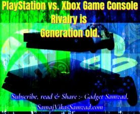 PlayStation vs. Xbox Game Console Rivalry is Generation old